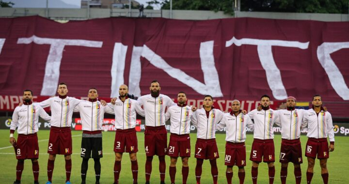 Vinotinto viajó con 28 jugadores para la Copa América 2021