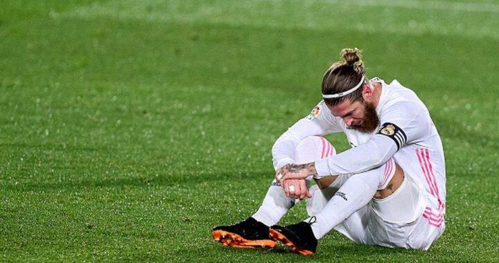 Real Madrid confirmó la salida de Sergio Ramos